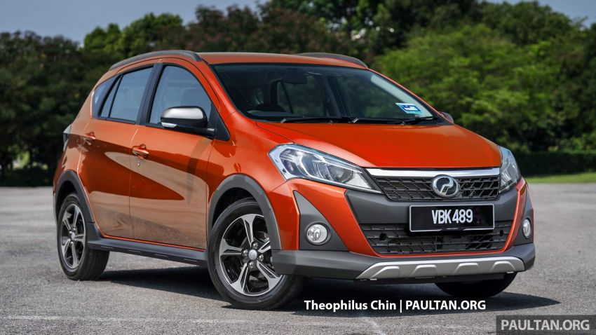 Perodua 'Myvi Style' rendition by Theophilus Chin Image #1263949