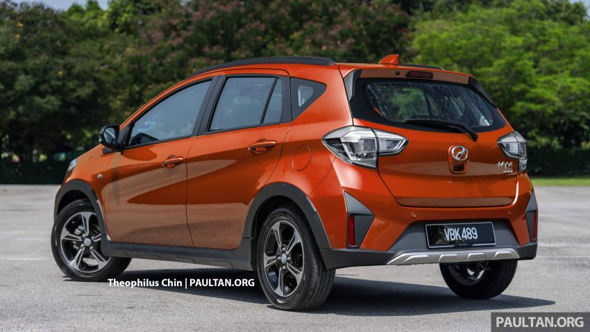 Perodua 'Myvi Style' rendition by Theophilus Chin Image #1263948