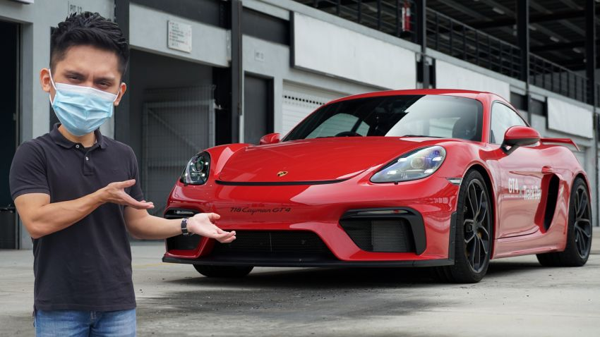 REVIEW: 2021 982 Porsche Cayman GT4 in Malaysia Image #1255690