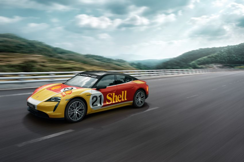Porsche, Shell announce EV charging network in Malaysia; six charging stations ready by 1H 2022 Image #1272044