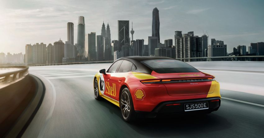 Porsche, Shell announce EV charging network in Malaysia; six charging stations ready by 1H 2022 Image #1272045