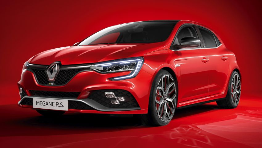 Renault Megane RS 300 Trophy facelift launched in Malaysia – 300 PS and 420 Nm, EDC auto only, RM326k Image #1268752