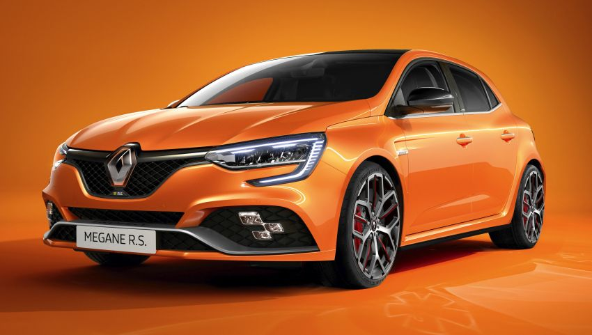 Renault Megane RS 300 Trophy facelift launched in Malaysia – 300 PS and 420 Nm, EDC auto only, RM326k Image #1268754