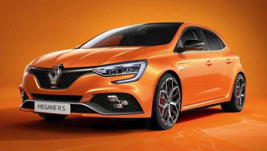 Renault Megane RS 300 Trophy <em>facelift</em> kini di Malaysia — 300 PS dan 420 Nm, EDC Auto sahaja, RM326k Image #1268904