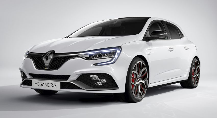 Renault Megane RS 300 Trophy facelift launched in Malaysia – 300 PS and 420 Nm, EDC auto only, RM326k Image #1268758