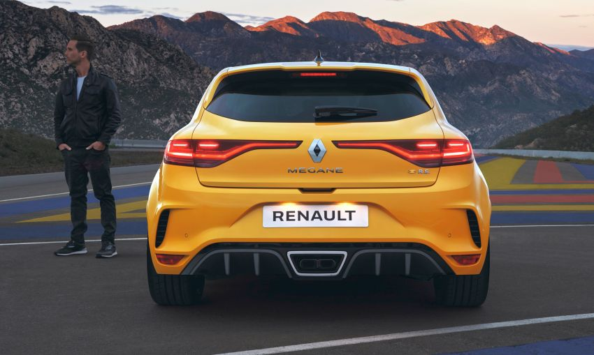Renault Megane RS 300 Trophy facelift launched in Malaysia – 300 PS and 420 Nm, EDC auto only, RM326k Image #1268761
