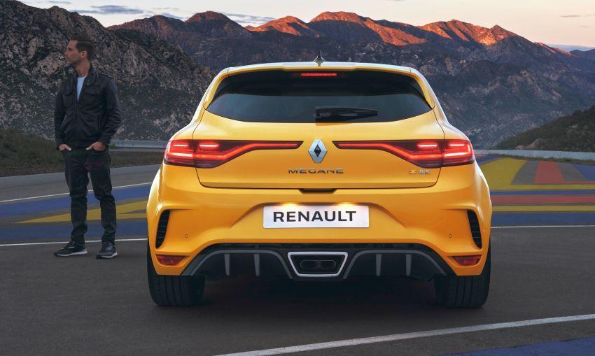 Renault Megane RS 300 Trophy <em>facelift</em> kini di Malaysia — 300 PS dan 420 Nm, EDC Auto sahaja, RM326k Image #1268908