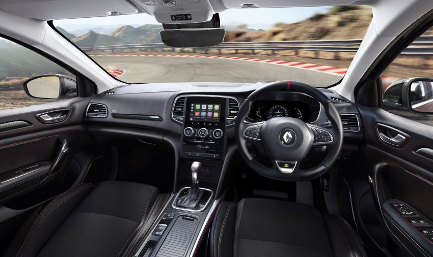 Renault Megane RS 300 Trophy facelift launched in Malaysia – 300 PS and 420 Nm, EDC auto only, RM326k Image #1268762