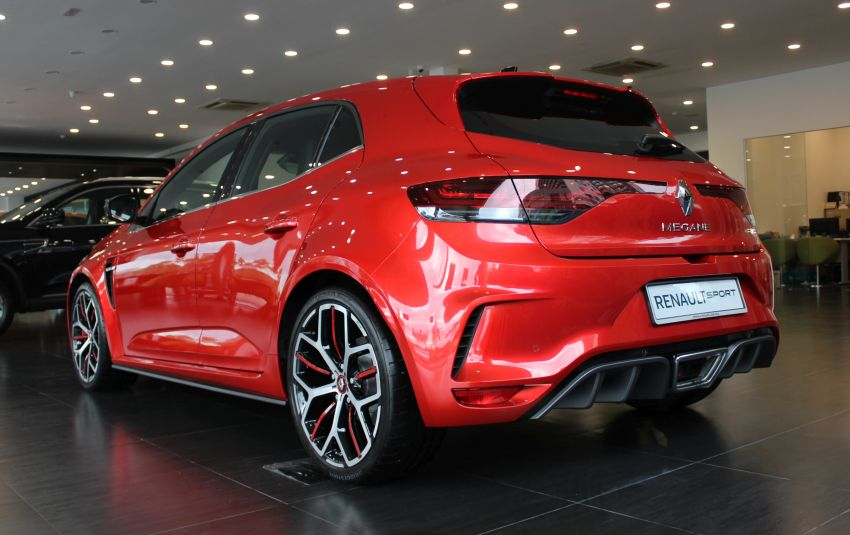 Renault Megane RS 300 Trophy facelift launched in Malaysia – 300 PS and 420 Nm, EDC auto only, RM326k Image #1268729