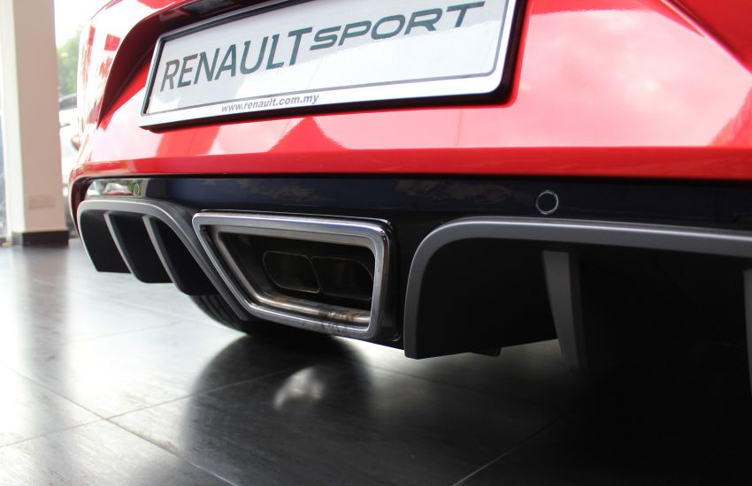 Renault Megane RS 300 Trophy facelift launched in Malaysia – 300 PS and 420 Nm, EDC auto only, RM326k Image #1268737