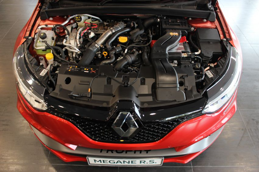 Renault Megane RS 300 Trophy facelift launched in Malaysia – 300 PS and 420 Nm, EDC auto only, RM326k Image #1268743