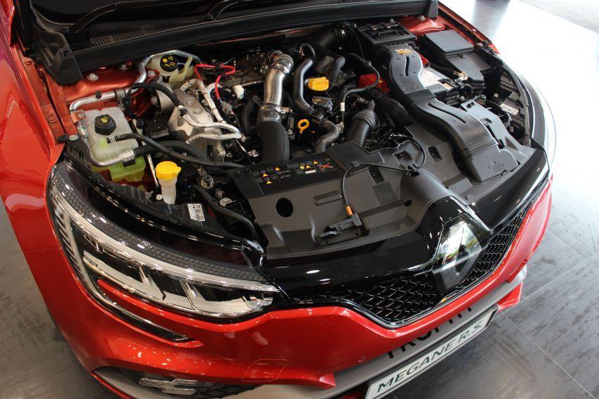 Renault Megane RS 300 Trophy <em>facelift</em> kini di Malaysia — 300 PS dan 420 Nm, EDC Auto sahaja, RM326k Image #1268925