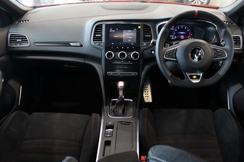 Renault Megane RS 300 Trophy facelift launched in Malaysia – 300 PS and 420 Nm, EDC auto only, RM326k Image #1268748