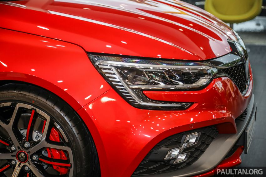 GALLERY: Renault Megane RS 300 Trophy in Malaysia – facelift is EDC auto-only, 20 PS/30 Nm more, RM326k Image #1269214