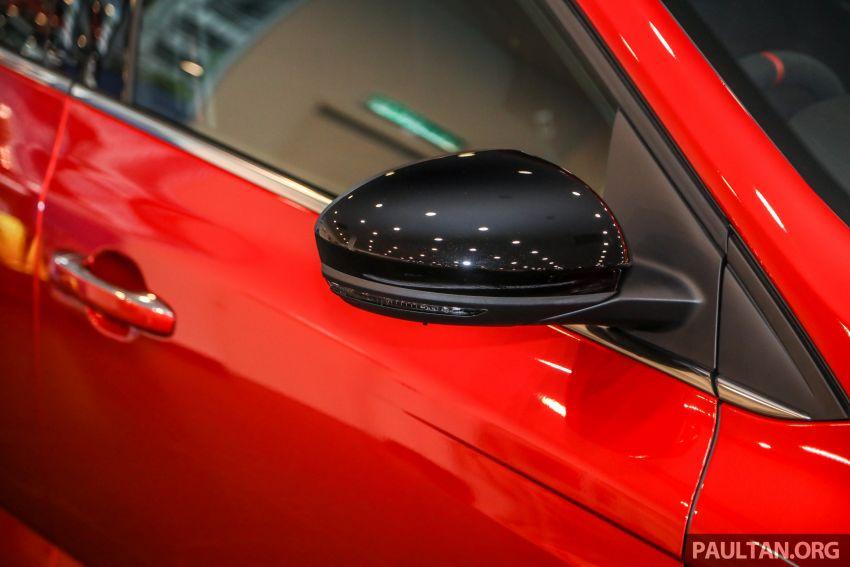 GALERI: Renault Megane RS 300 Trophy <em>facelift</em> tiba di Malaysia — 300 PS/420 Nm, EDC Auto, harga RM328k Image #1269137