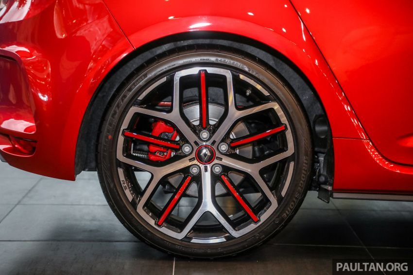 GALLERY: Renault Megane RS 300 Trophy in Malaysia – facelift is EDC auto-only, 20 PS/30 Nm more, RM326k Image #1269231