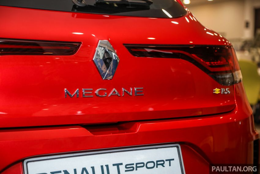 GALLERY: Renault Megane RS 300 Trophy in Malaysia – facelift is EDC auto-only, 20 PS/30 Nm more, RM326k Image #1269238