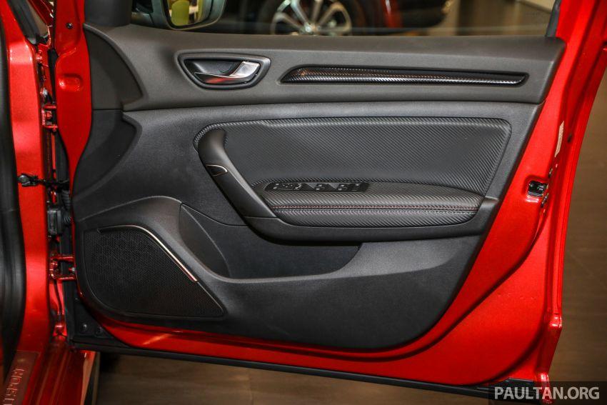 GALERI: Renault Megane RS 300 Trophy <em>facelift</em> tiba di Malaysia — 300 PS/420 Nm, EDC Auto, harga RM328k Image #1269180