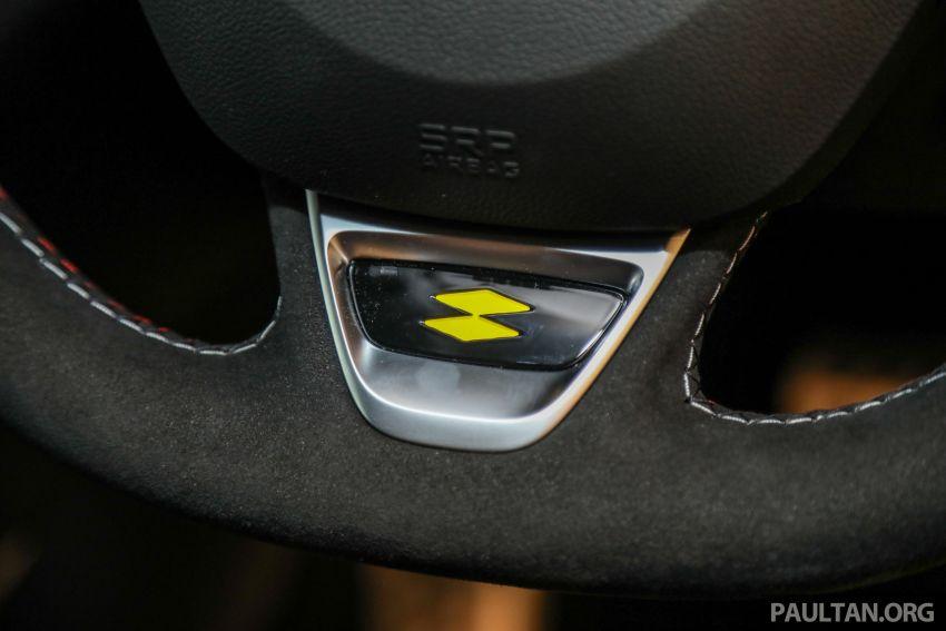 GALERI: Renault Megane RS 300 Trophy <em>facelift</em> tiba di Malaysia — 300 PS/420 Nm, EDC Auto, harga RM328k Image #1269157