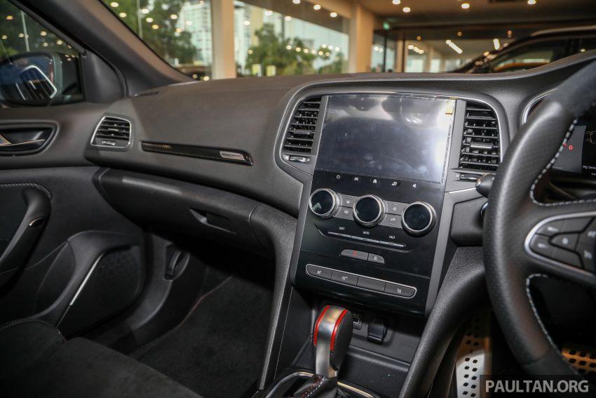 GALERI: Renault Megane RS 300 Trophy <em>facelift</em> tiba di Malaysia — 300 PS/420 Nm, EDC Auto, harga RM328k Image #1269160