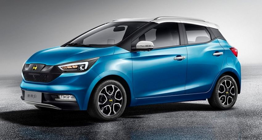 Ho Wah Genting to launch Seiyong S1 EV in Malaysia – 31.9 kWh battery, 302 km range, CKD local assembly Image #1268036