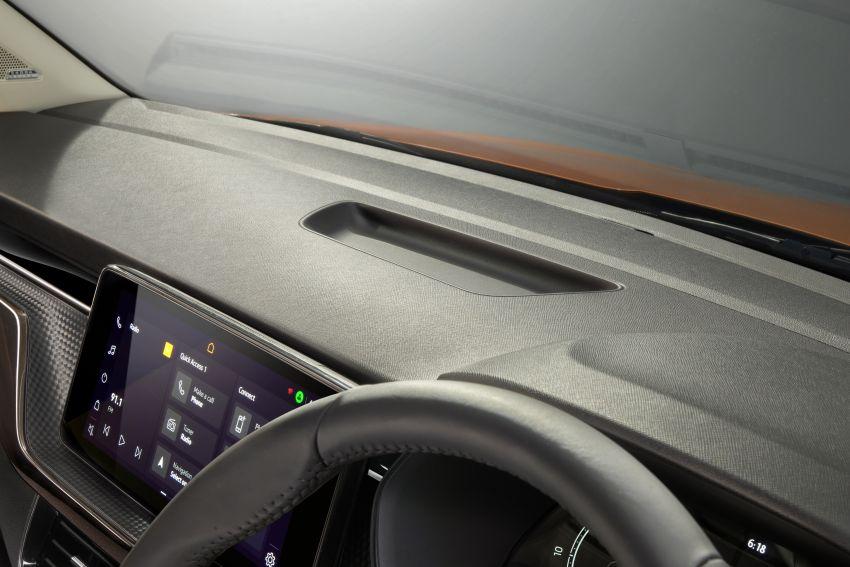 Skoda Kushaq revealed: new B-segment SUV for India Image #1266122