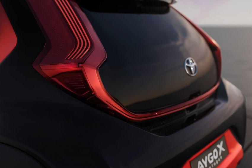 Toyota Aygo X Prologue previews brand's new city car Image #1265022