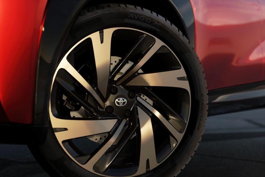 Toyota Aygo X Prologue previews brand's new city car Image #1265024