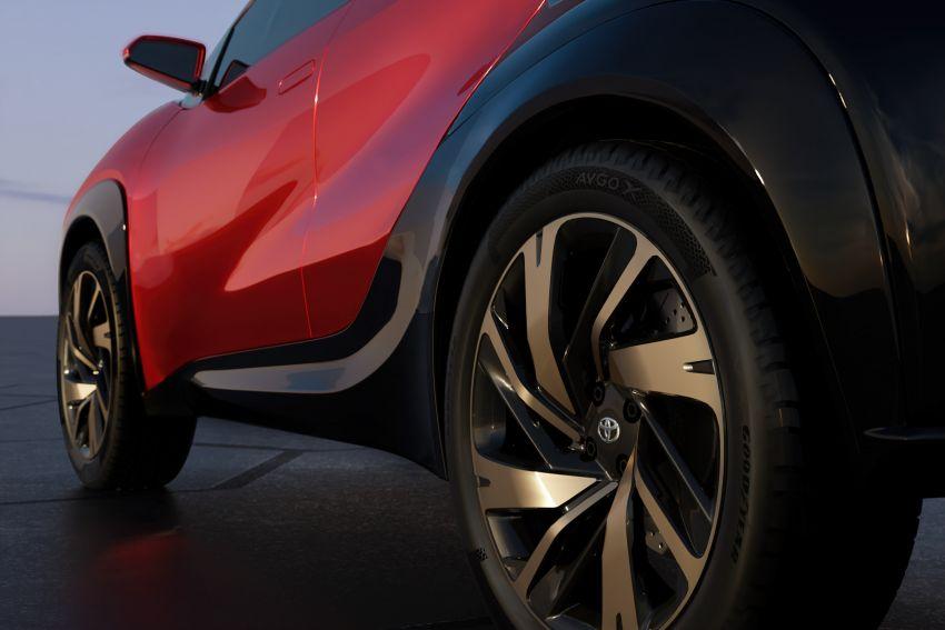 Toyota Aygo X Prologue previews brand's new city car Image #1265026