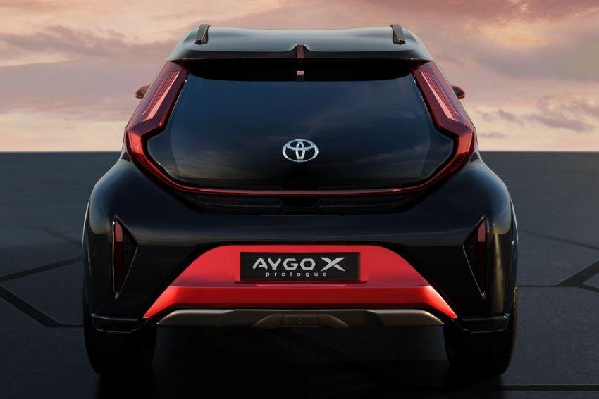 Toyota Aygo X Prologue previews brand's new city car Image #1265027