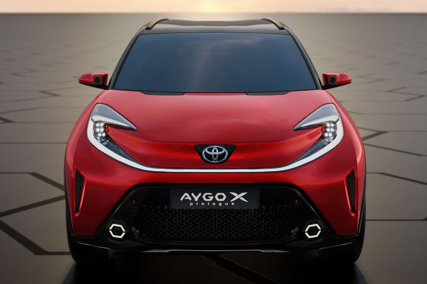 Toyota Aygo X Prologue previews brand's new city car Image #1265028