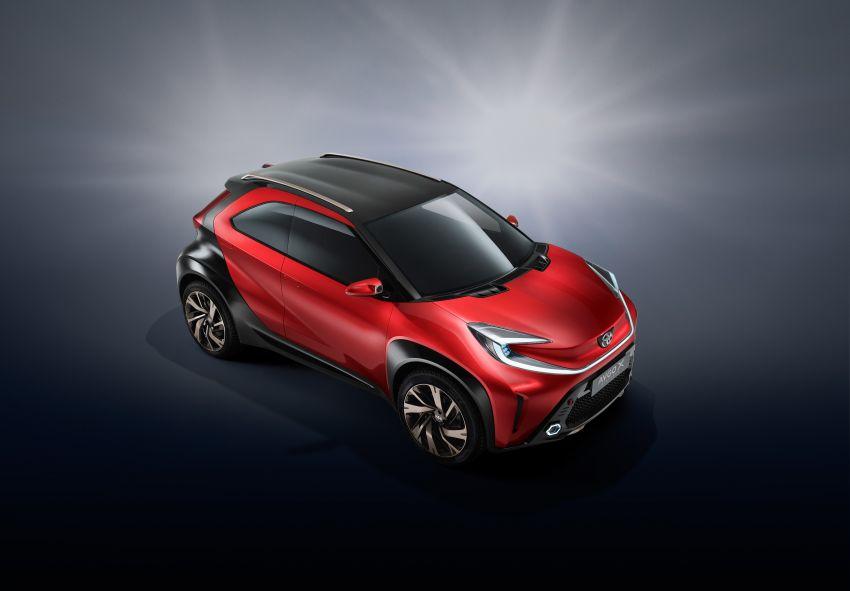 Toyota Aygo X Prologue previews brand's new city car Image #1265029