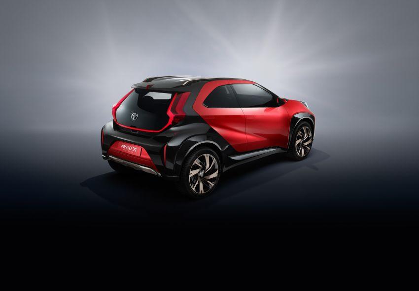 Toyota Aygo X Prologue previews brand's new city car Image #1265030