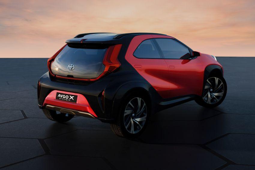 Toyota Aygo X Prologue previews brand's new city car Image #1265011