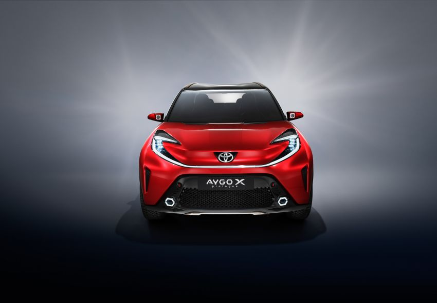 Toyota Aygo X Prologue previews brand's new city car Image #1265032