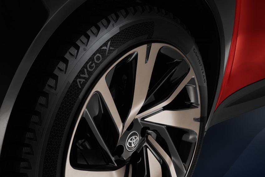 Toyota Aygo X Prologue previews brand's new city car Image #1265034