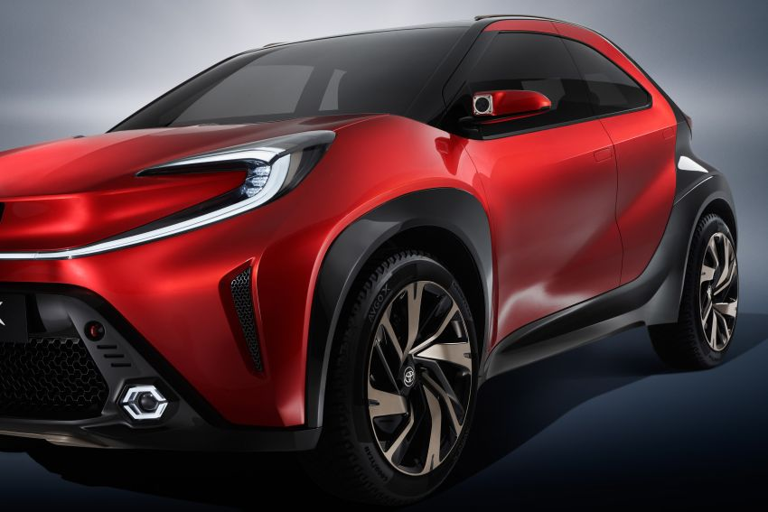Toyota Aygo X Prologue previews brand's new city car Image #1265035
