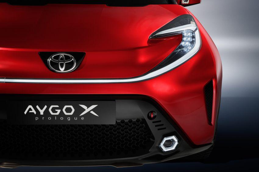 Toyota Aygo X Prologue previews brand's new city car Image #1265037