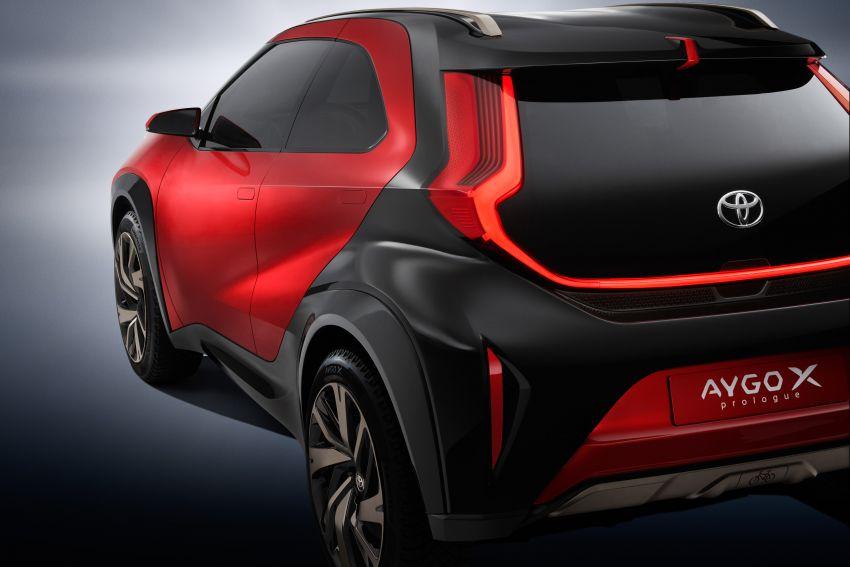 Toyota Aygo X Prologue previews brand's new city car Image #1265039