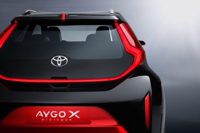 Toyota Aygo X Prologue previews brand's new city car Image #1265040