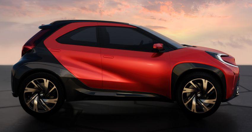 Toyota Aygo X Prologue previews brand's new city car Image #1265013