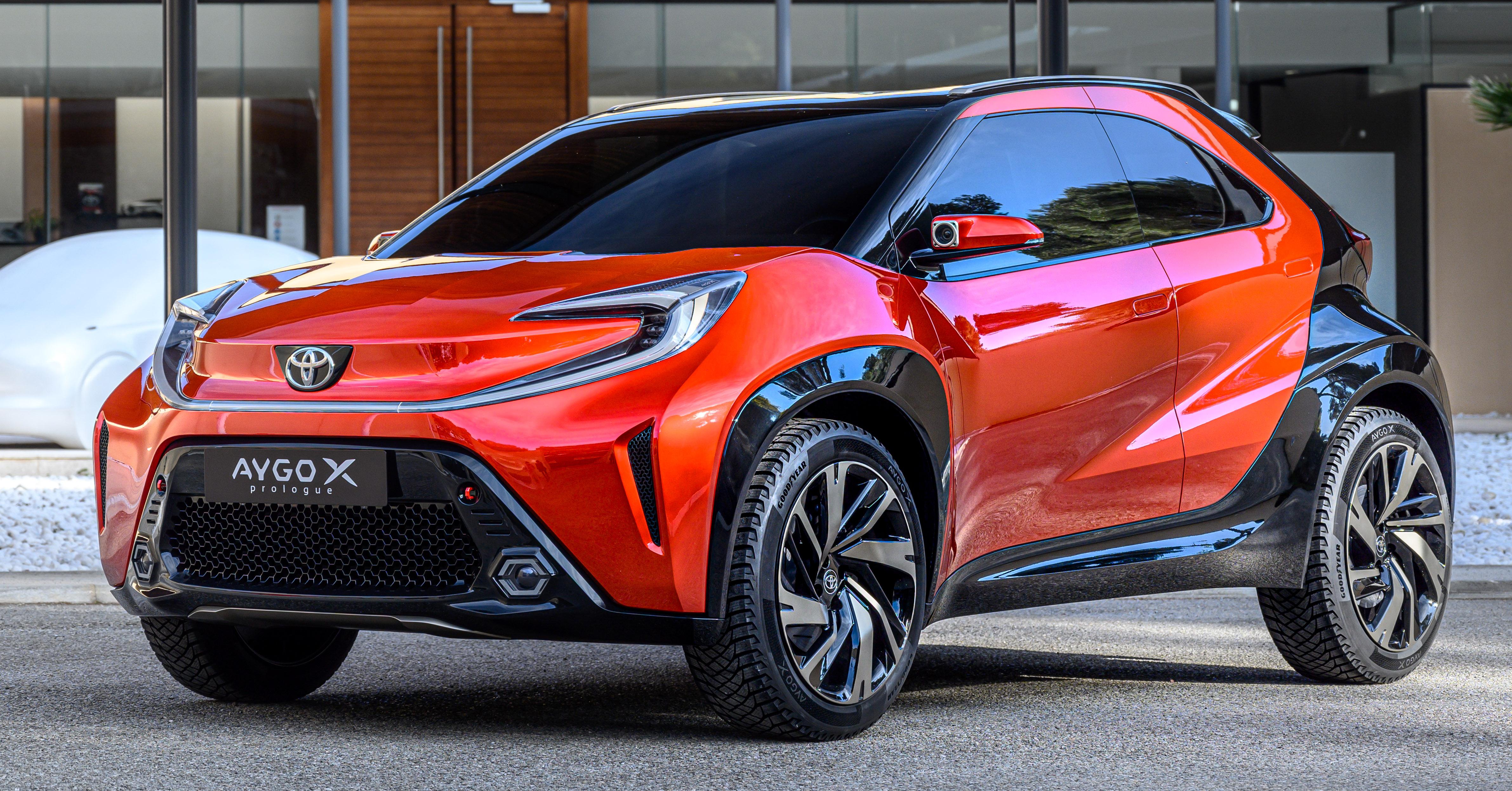 Koncept Toyota Aygo X Prologue debutuje - 30