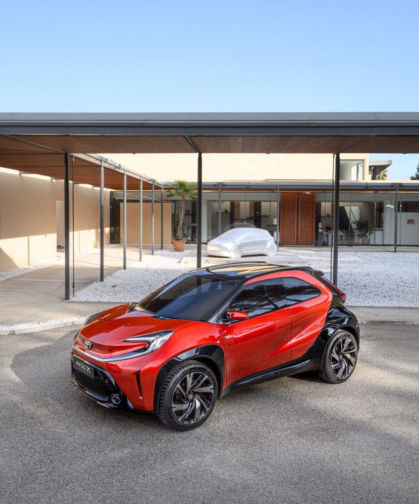 Toyota Aygo X Prologue previews brand's new city car Image #1265053