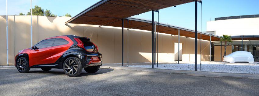 Toyota Aygo X Prologue previews brand's new city car Image #1265057