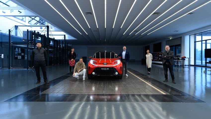 Toyota Aygo X Prologue previews brand's new city car Image #1265062