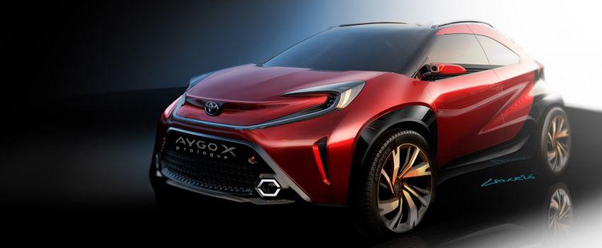 Toyota Aygo X Prologue previews brand's new city car Image #1265065