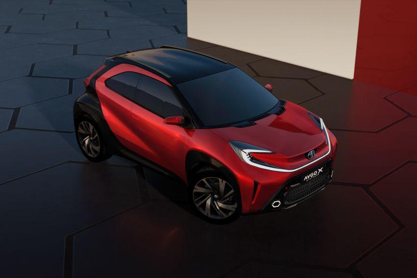 Toyota Aygo X Prologue previews brand's new city car Image #1265014