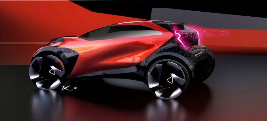 Toyota Aygo X Prologue previews brand's new city car Image #1265066