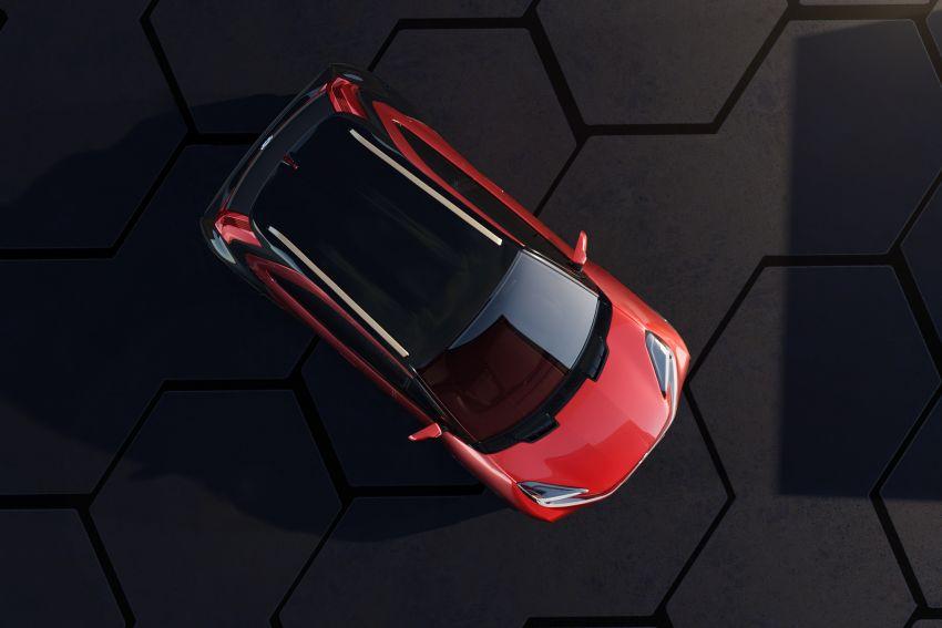Toyota Aygo X Prologue previews brand's new city car Image #1265015
