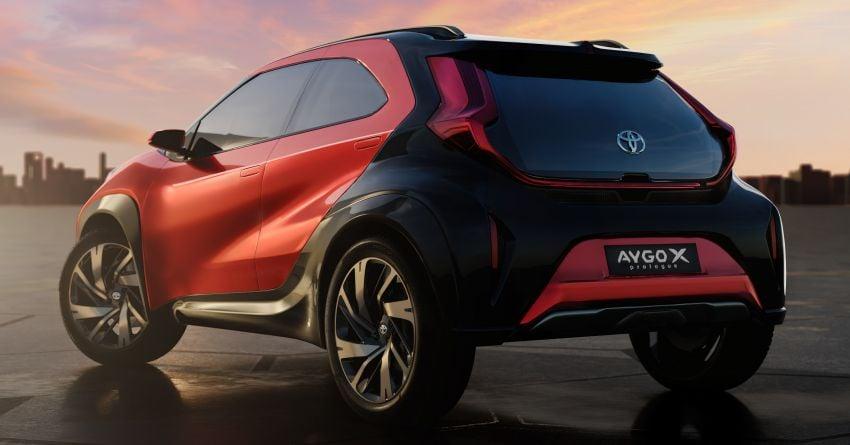 Toyota Aygo X Prologue previews brand's new city car Image #1265016